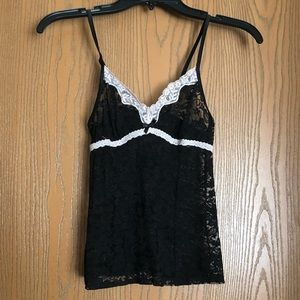 Like new lingerie top